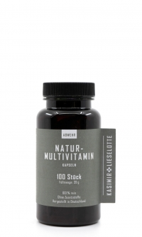 Natural multivitamin capsules 100 Pieces